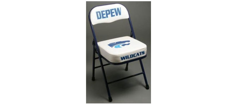 Tall Deluxe Sideline Chair